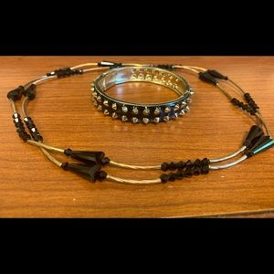 3 for $10 jewelry Necklace and bracelet